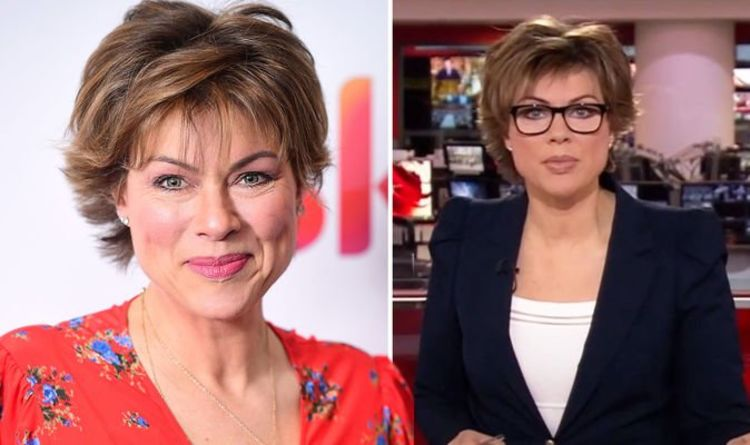 Kate Silverton unsure if she'll stay at BBC as she details new role behind-the-scenes