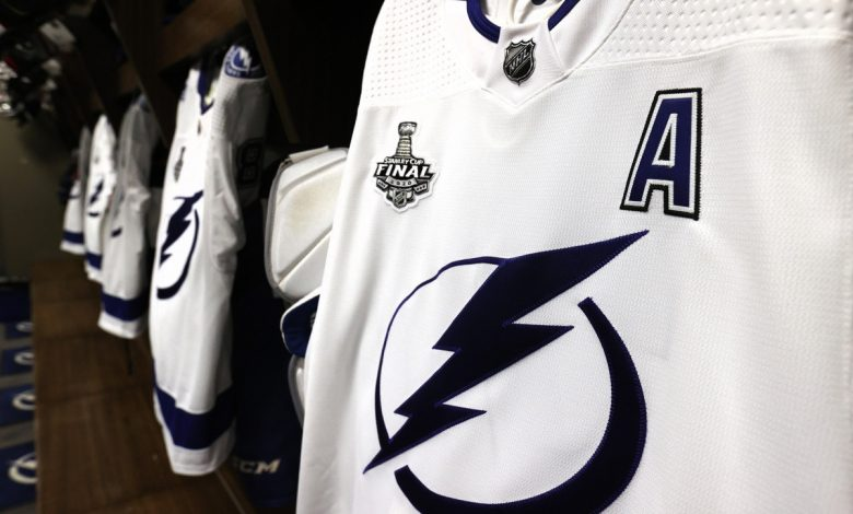 Lightning dump jersey policy after viral video with 11-year-old Panthers fan