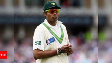 Little concerning that India hasn't picked any wrist spinner for WTC final: Danish Kaneria | Cricket News - Times of India