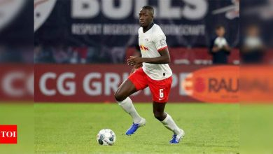 Liverpool agree to sign Leipzig defender Konate | Football News - Times of India