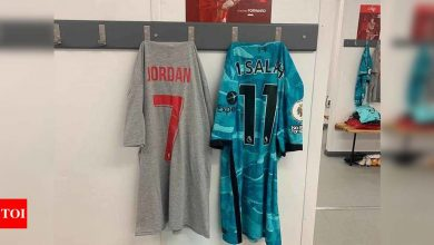 Liverpool pay tribute to young fan killed by lightning strike | Football News - Times of India