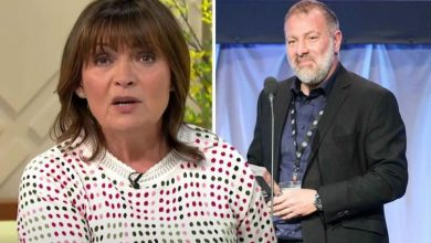 Lorraine Kelly issues warning to Line of Duty creator Jed Mercurio ahead of 'H' reveal