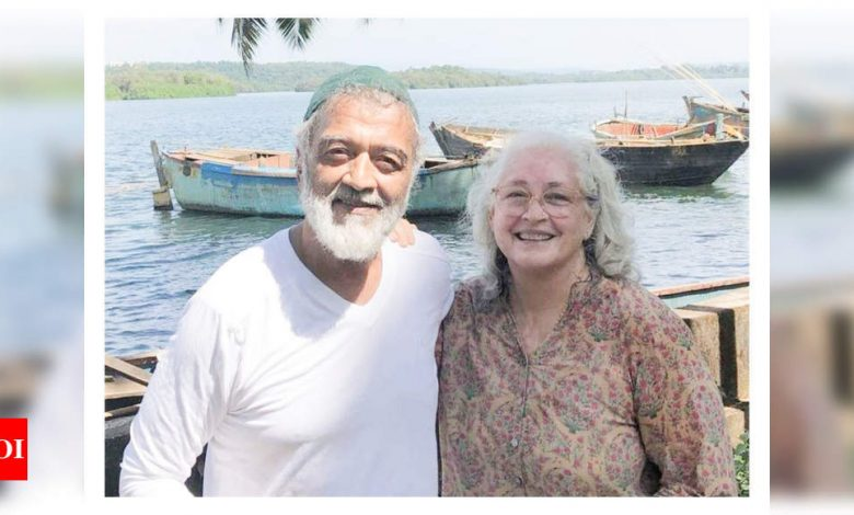 'Lucky Ali is on his farm in Bengaluru with his family and doing well,' informs Nafisa Ali, rubbishing the death hoax - Times of India