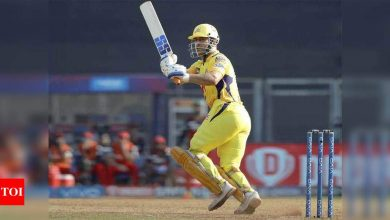 MS Dhoni's best may come in 2nd half of IPL: Deepak Chahar | Cricket News - Times of India