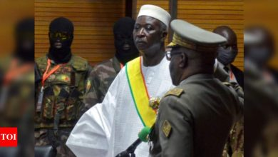 Mali's president and PM arrested by mutinous soldiers - Times of India