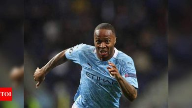Man City's Sterling, Walker receive racist abuse after defeat | Football News - Times of India
