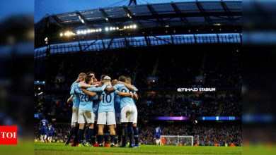 Manchester City's new generation lay foundation for golden era | Football News - Times of India