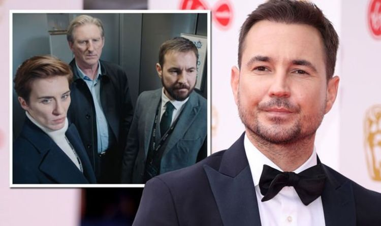 Martin Compston 'understands' Line Of Duty fans' disappointment at lack of 'urgent exit'