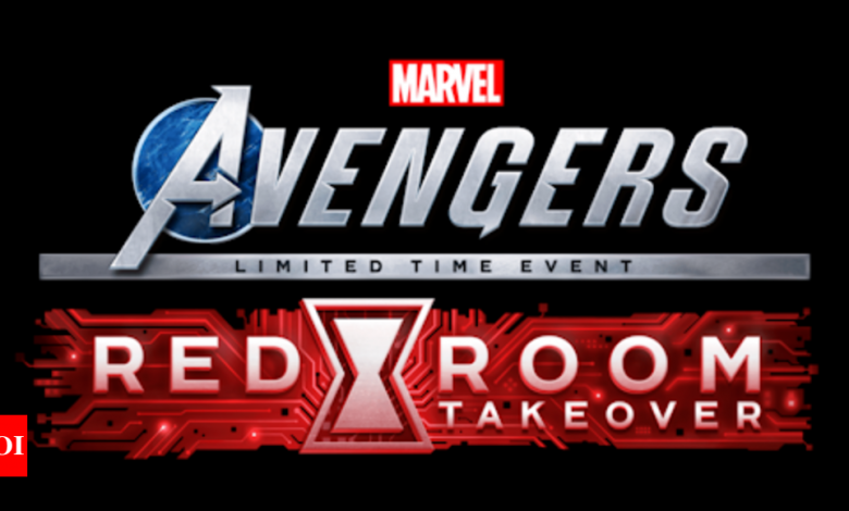 Marvel Avengers: Black Widow-special Red Room Takeover event goes live - Times of India