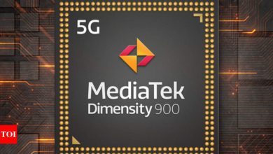 Mediatek launches Dimensity 900 5G chipset for mid-range smartphones - Times of India