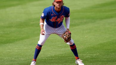Mets designate Jake Hager for assignment after long-awaited call-up