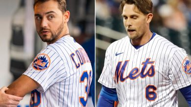 Mets injury crisis deepens with Michael Conforto, Jeff McNeil to IL