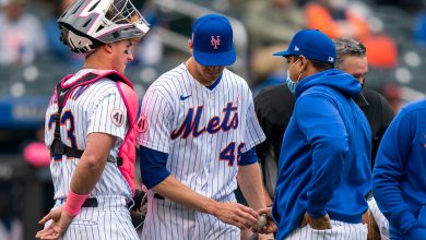 Mets must put Jacob deGrom on injured list no matter what