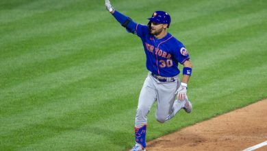 Michael Conforto's late homer gives Mets much-needed win over Phillies