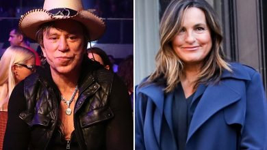 Mickey Rourke prefers 'Law & Order' over Marvel's 'crap'