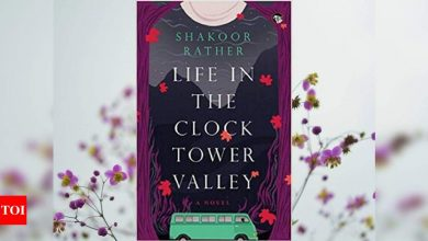 Micro review: 'Life in the Clock Tower Valley' by Shakoor Rather - Times of India