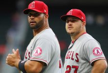 Mike Trout among MLB legends upset over Angels' Albert Pujols move