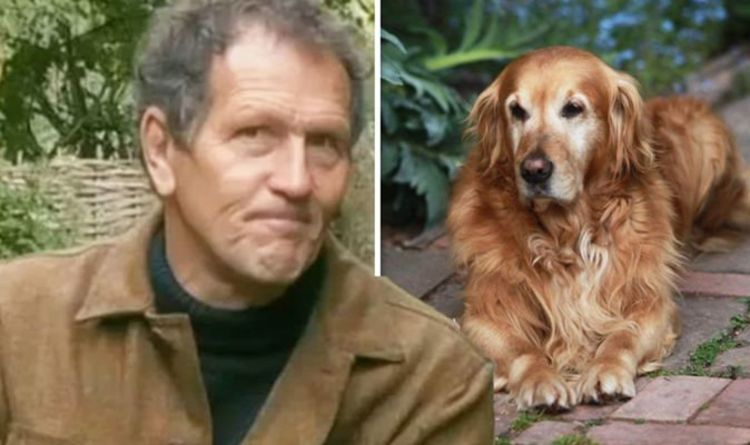 Monty Don inundated with support as he shares Nigel photo taken on day he died a year ago
