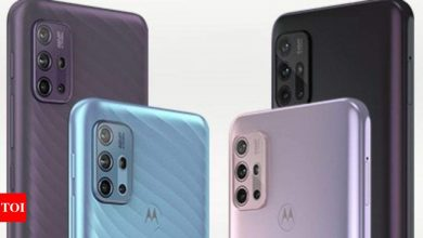 Motorola:  Motorola to work on over-the-air wireless charging solutions: Report - Times of India