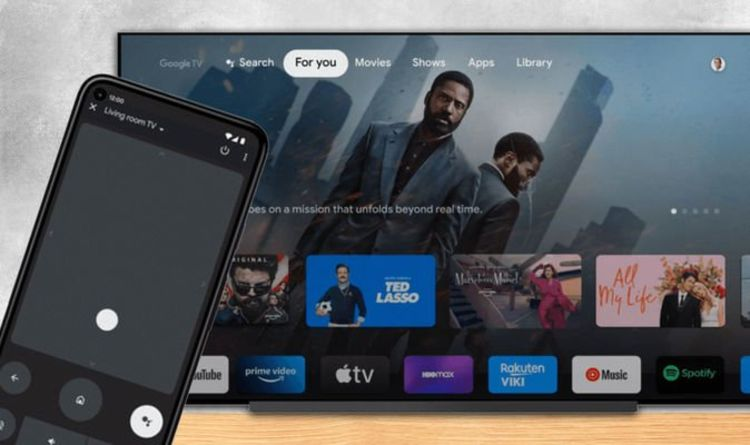 Never lose your remote again! Google will be able to help you control your TV