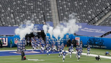 New NFL schedule brings MetLife Stadium closer to full life once again