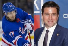 New regime won't bring change to Tony DeAngelo's Rangers status