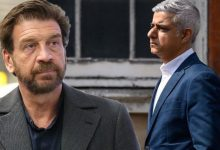 Nick Knowles savages Sadiq Khan's 'unfathomable' actions towards police on campaign trail