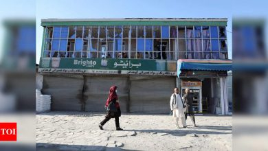 Nine civilians killed by roadside bomb in Afghanistan - Times of India