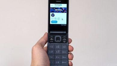 Nokia's modern take on the flip phone is coming to Verizon
