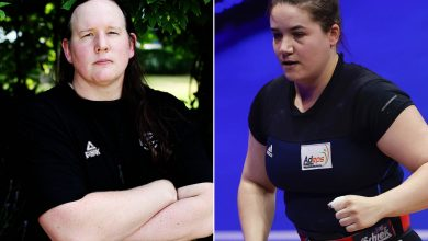 Olympic weightlifter calls transgender athlete's inclusion a 'bad joke'