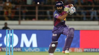 On This Day: Rahul Tripathi Scored 93 off 52 Balls as Pune Defeated Kolkata by Four Wickets in IPL