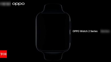 Oppo Watch 2 with Snapdragon Wear 4100 to be announced later this year - Times of India