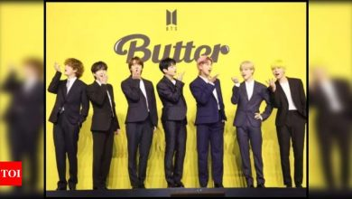 Our prayers are with India, says BTS as country battles COVID-19 - Times of India
