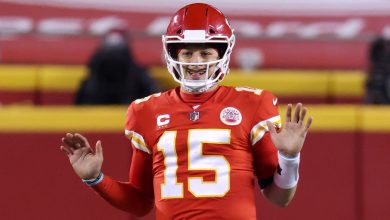 Patrick Mahomes is eyeing NFL perfection