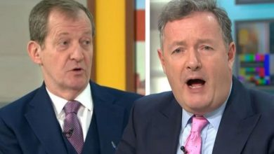Piers Morgan calls out GMB replacement Alastair Campbell for 'hypocritical' comments