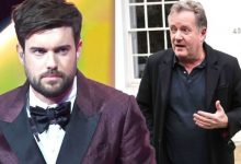 Piers Morgan fires back at Jack Whitehall after brutal Brit Awards jibe about GMB exit