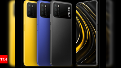 Poco M3 Pro 5G to come powered by MediaTek processor, confirms executive - Times of India