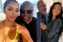 PHOTOS: Porsha Williams is Engaged to Simon Guobadia - Ex-Husband of RHOA Costar Falynn, See Her Massive Diamond Ring and Ex-Fiance Dennis