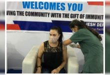 Preity Zinta receives the second dose of COVID 19 vaccine; urges 'everyone to get vaccinated as soon as possible' - Times of India