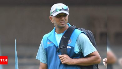 'Probably our best chance': Rahul Dravid predicts 3-2 win for India in England | Cricket News - Times of India