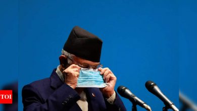 Protests erupt in Nepal against Parliament dissolution - Times of India