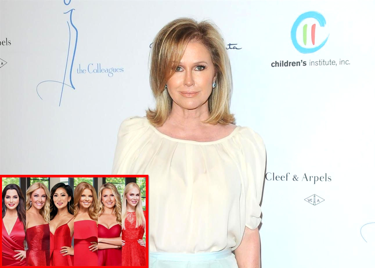 """RHOBH's Kathy Hilton Speaks Out After 'Awkward' Group Photo With RHOD Cast Surface Online as Kameron Westcott Says She Didn't Know """"Who We Were"""""""