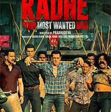 Radhe Movie Review: High on brawn, baddies and brutal action