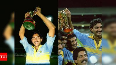 Ravi Shastri turns 59, a look at his dream run in 1985 World Championship | Cricket News - Times of India