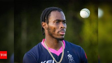 'Recover as fast as you bowl': Rajasthan Royals to Jofra Archer | Cricket News - Times of India