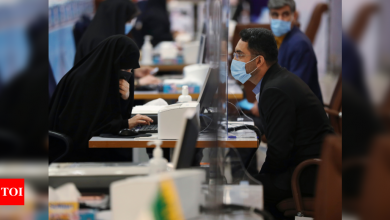 Registration opens for hopefuls in Iran's presidential vote - Times of India