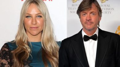 Richard Madeley's daughter Chloe shares topless throwback of dad as she teases GMB rumour