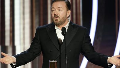 Ricky Gervais launches new podcast 'Absolutely Mental'
