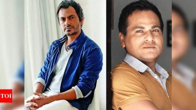 Rift between Nawazuddin Siddiqui and his brother Shamas; Latter undergoes nasal surgery - Exclusive! - Times of India