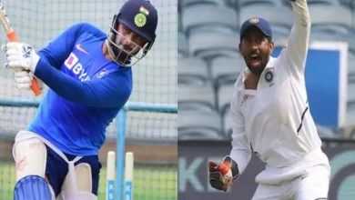 Rishabh Pant Should Be Our First-Choice Keeper in England: Wriddhiman Saha